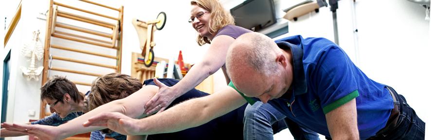 Groepstherapie - fysiotherapie